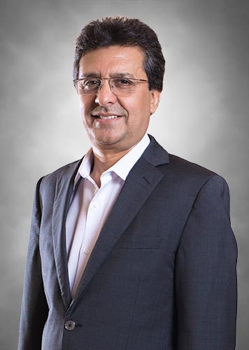 Mr. Mubashir Hasan Ansari