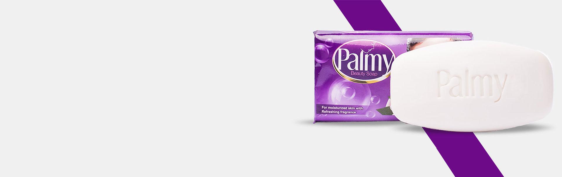 Palmy Beauty Soap Jasmine Fragrance