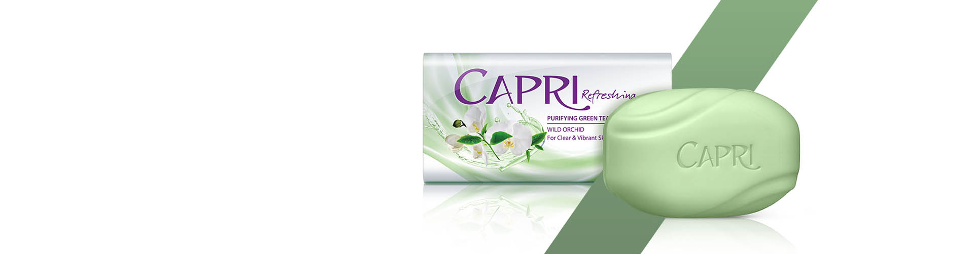 Capri Purifying Green Tea