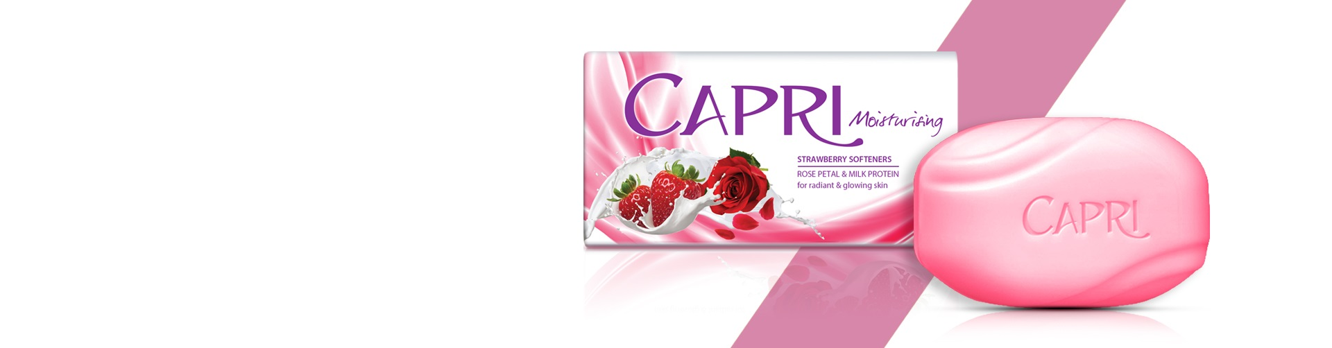 Capri Strawberry Softeners
